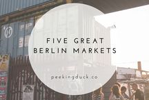 Berlin calling / Stuff to do in Berlin, Germany