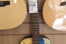 Luna / Acoustic Guitars
