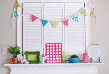 kids rooms / by Jessica White