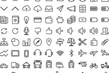 Icons I Like / Finding Icons and graphics for inspiration / by John Hewitt