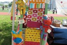Craft Show Display Ideas / by Justina L