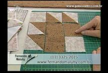 video med patchwork