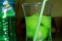 Sucos, Limonadas e outras bebidas