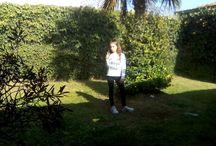 at my garden