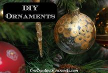 DIY Ornament Ideas