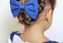 | Little girl | Hair