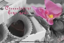 I miei cioccolatini e le mie praline senza glutine e vegan / Cioccolatini e praline senza glutine vegan