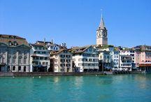 Zurich / by Meghan Hunt