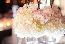Winter Wedding Centerpieces