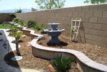 HOME...Outside-lawn, yard ideas
