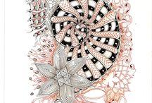 Tangle Art III