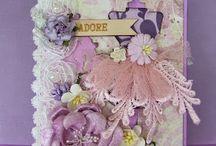 Paper Nest Dolls Cards by Julie Gleeson