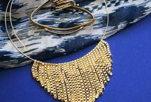 Necklaces / L.V.Kiki will deliver a box with 4-6 carefully curated accessories right to their door every month for them to keep.  Each box is a surprise combination of trendy jewelry, shoes, scarves, gloves, hats, legwear, belts, and hair accessories.