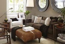 Living room  / by Kristin Georgevitch Crowder