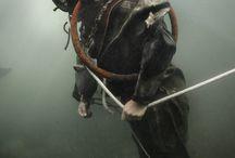 Comercial diving