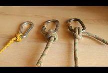 Узлы и верёвки