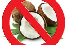 No Coconut! All recipes have no gluten, no dairy, and no coconut! / Coconut has become such a fad that it's very hard to find gluten-free and dairy-free recipes without it. This board is for my daughter and everyone else who has a coconut allergy and needs to avoid gluten or dairy. All recipes are coconut-free!