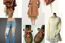 Personal styles  / Outfits thrown together from web goodies.  / by William A Finch
