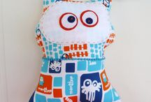 Softies from the Softies Designers Forum / Softies from the Softie Designers Forum on Facebook. / by aconfettilife