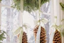 Decorating with Nature / by Jennifer Jones Castleberry