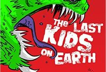 Books about Monsters / From a zombie apocalypse in The Last Kids on Earth to the rag-tag heroes of the Monster Resistance in Mel Foster, our books promise the creepiest critters and most vile villains imaginable!