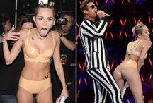 Case study: Miley Cirus MTV VMA 2013