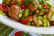 Vegetable Recipes / by Ginny Salomon