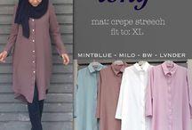 Mode femme hijab