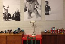 Boys' Room / by Shannon Hemmersbach