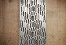 lasercut door