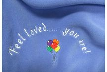 Feel Loved...You Are! / Dedicated to loving one another!