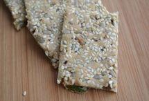 Crackers/brood