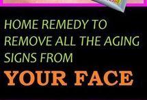 Skin Aging Masks