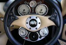 Gauges for Sports Cars / Gauges and instrumentation for classic #sportscars from CAI Gauge and SMITHS Instruments
