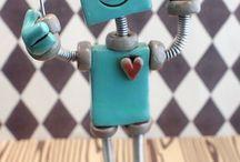 Лепка роботов
