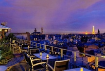 Bar & Restaurant / Selection of bars and restaurants in Paris