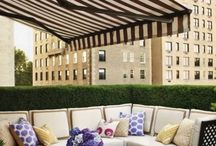 Urban Backyard / by Vanessa | Damask & Dentelle