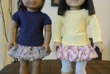 Doll Clothes and ideas
