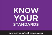 Drug & Alcohol Info @ Hurstville / drug info @ your library provides up to date information about alcohol and drugs through local public libraries in NSW. www.druginfo.sl.nsw.gov.au. Want to find information about alcohol and other drugs? Visit your the library during Know Your Standards Week, 22-28 June 2014, to find free pamphlets and giveaways