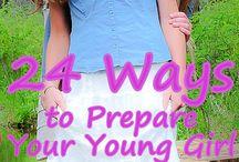 For Girls / Raising Girls