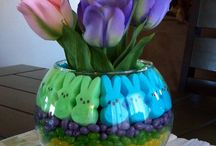 Spring Decor / Neat Ideas for Spring Decorating