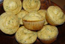 Muffin sós