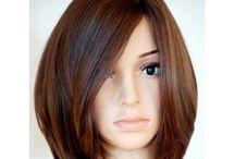 Pelucas / Mostraremos imágenes de pelucas naturales.