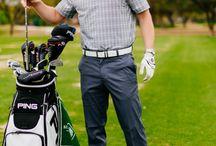 men's golf wear