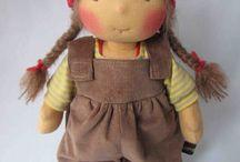 куклы вальдорфские