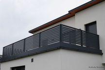Ringhiere/balconi