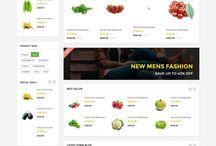 shopping/grocery ui