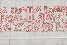 vih sida murales