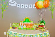 Birthday Party Themes and Ideas / Kids birthday party ideas