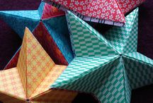Paper crafts / Origami folds